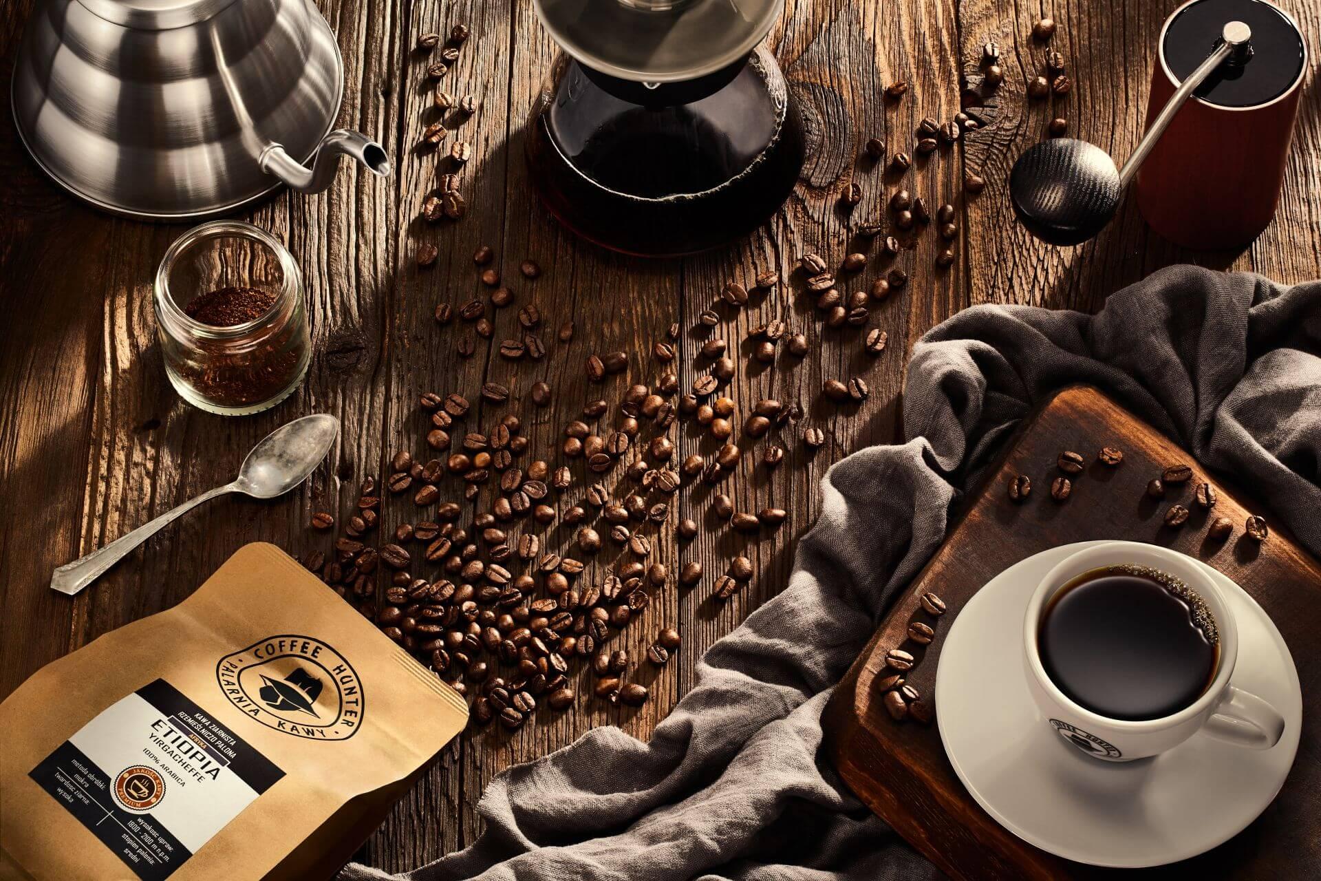 palarnia kawy w zielonej górze
