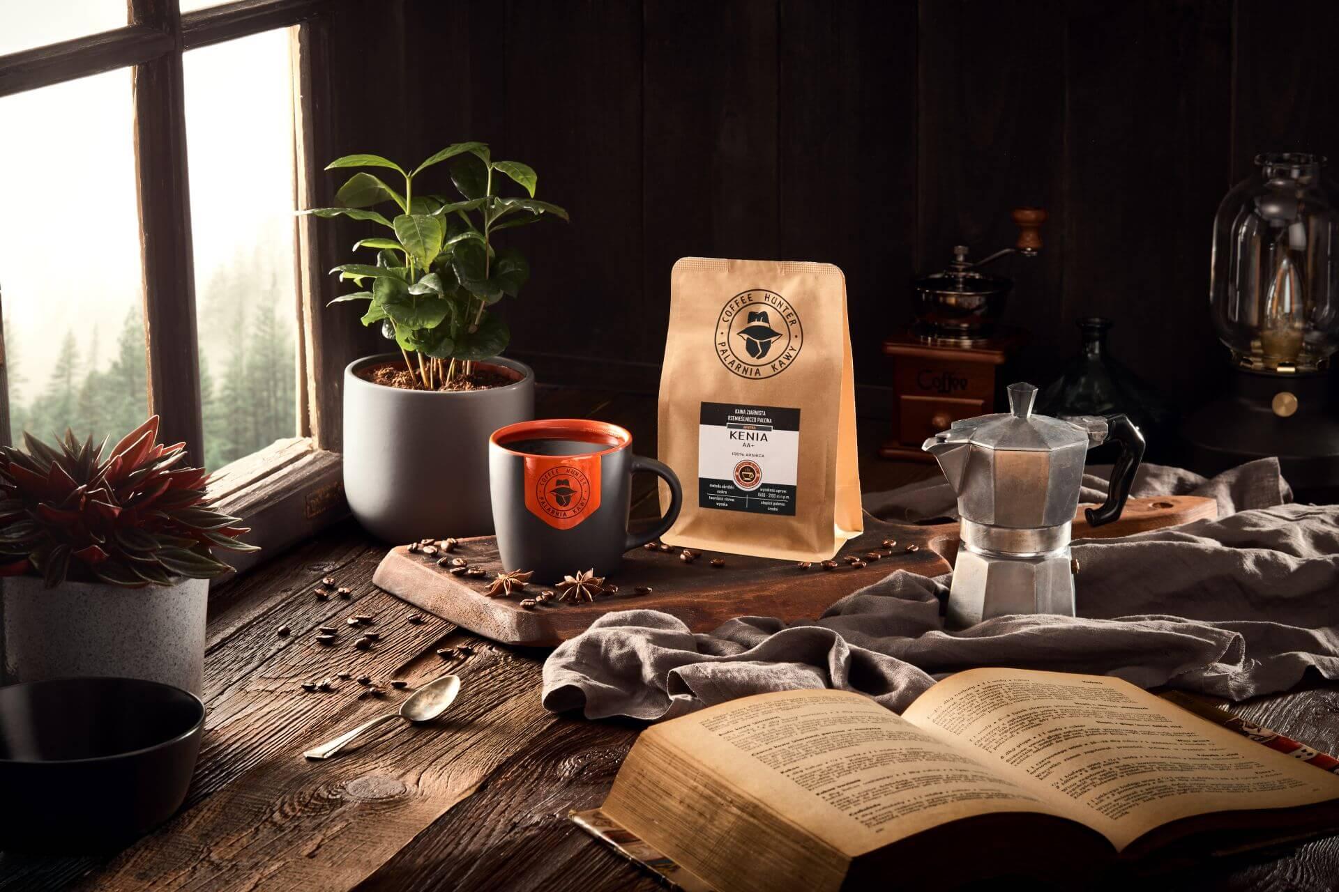 kawy coffee hunter